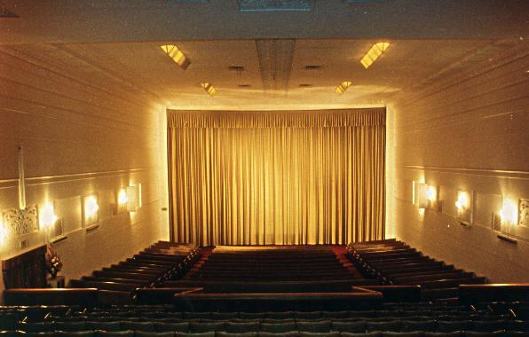 Windsor Theatre auditorium
