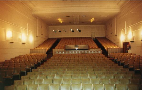 Windsor Theatre auditorium