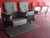 New seats for the Waynesboro Theatre.