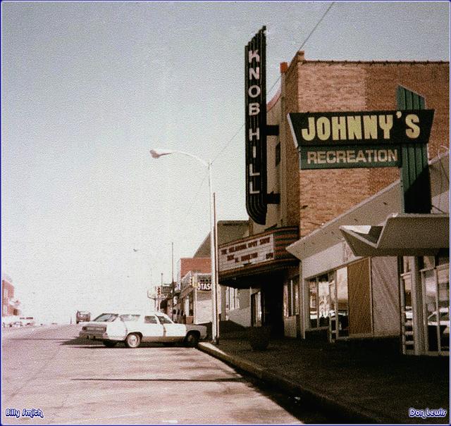 Knob Hill Theatre ... Oklahoma City OK