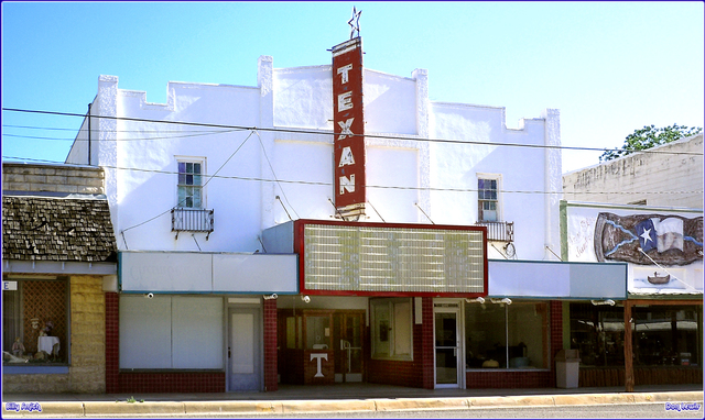 Texan Theater ... Junction Texas