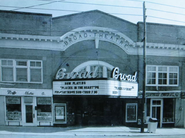 Broad Theater