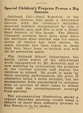 1918 article on the Kinema