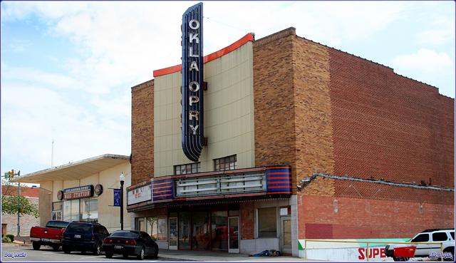 Okla Opry ... Oklahoma City OK