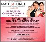 April 18th, 2008 grand opening ad