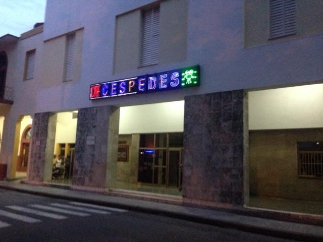 Cine Cespedes
