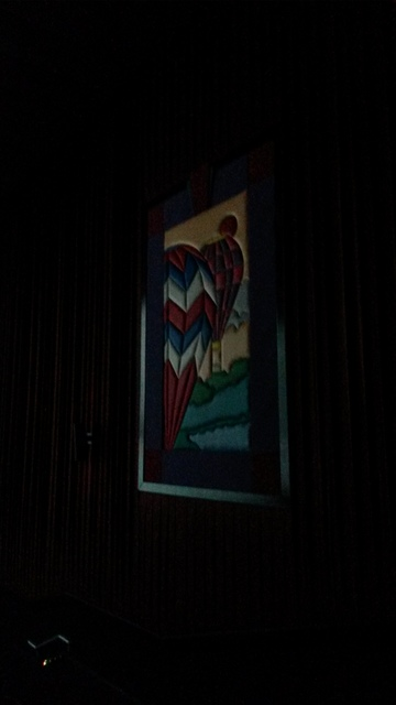 Regal Royal Palm Beach 18- Auditorium 7 Mural (No Flash)