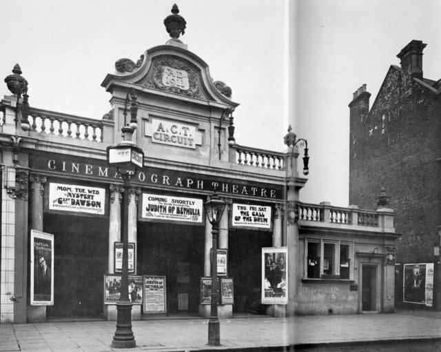 Pykes Cinematograph Theatre