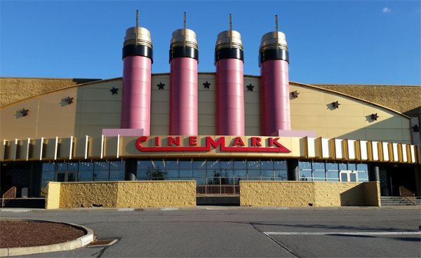 Cinemark 20 in Moosic, PA - Cinema Treasures