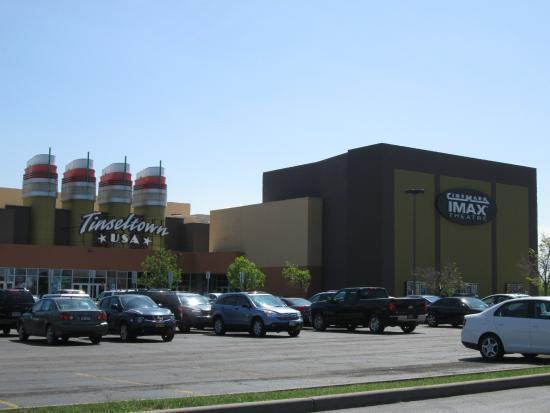 Cinemark Tinseltown USA and IMAX