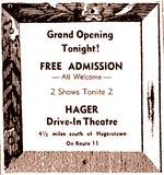 Hager Drive-In