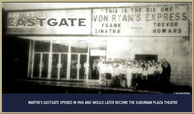 Martin's Eastgate Theatre