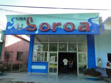 Cine Soroa