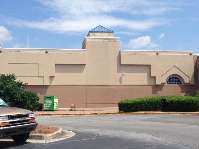 former box office