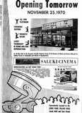 November 24th, 1970 grand opening ad