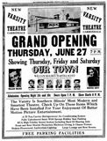 June 26th, 1940 grand opening ad