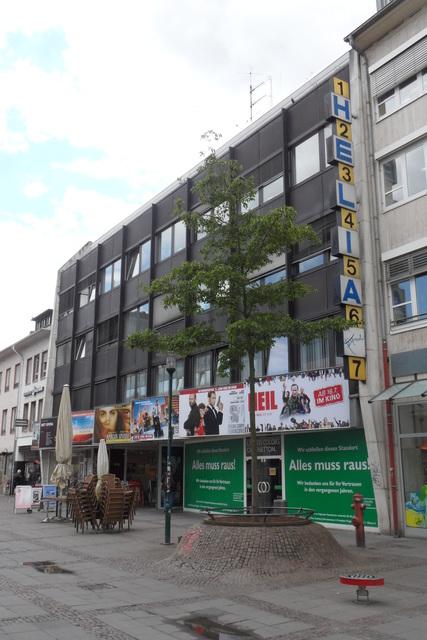 Darmstadt Helia Kino