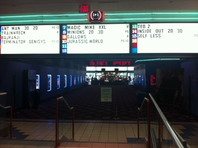 Eastfield Mall 16 in Springfield, MA - Cinema Treasures