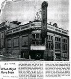 RKO MAINSTREET Theatre; Racine, Wisconsin.