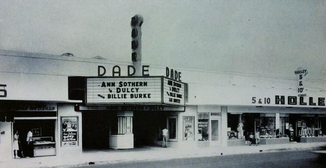 Dade Theatre Allapattah