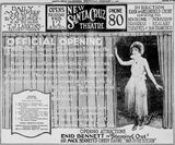 February 11th, 1920 grand opening ad