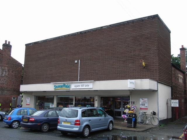 West Derby Plaza Cinema