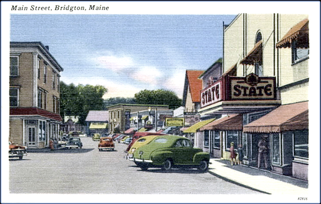 State Theater ... Bridgton Maine