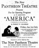 January 1st, 1926 grand opening ad