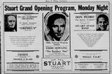 June 29th, 1929 grand opening ad