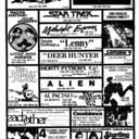AD FOR EATON CENTRE CINEPLEX VARIOUS FILMS