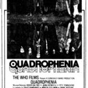 """AD FOR """"QUADROPHENIA"""" - KINGSWAY AND OTHER THEATRES"""