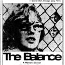 "AD FOR ""THE BALANCE"" - CAPITOL FINE ART THEATRE"