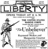 July 11th, 1918 grand opening ad