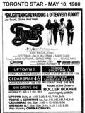 "AD FOR ""FOXES"" - UPTOWN 3 AND OTHER THEATRES"