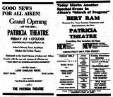 Patricia Theatre & Little Patricia Theatre