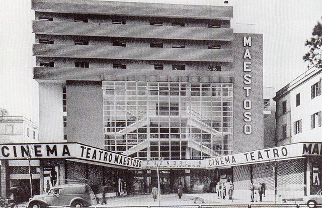 Cinema Teatro Maestoso
