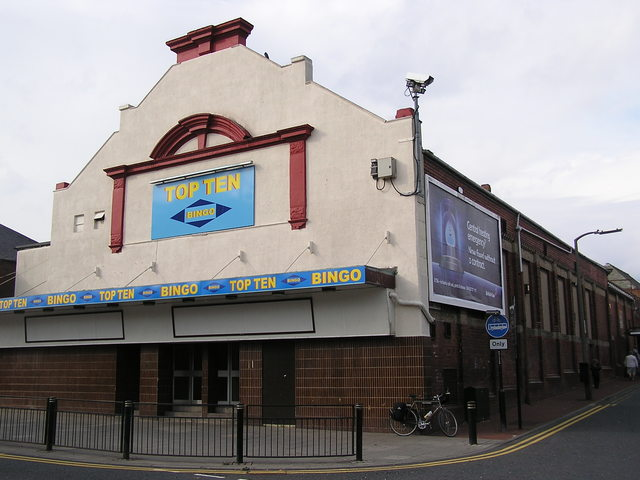 Savoy Electric Theatre