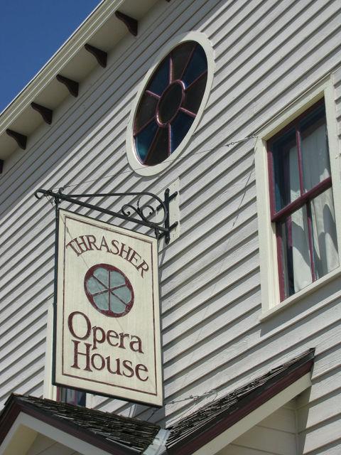 Thrasher Opera House