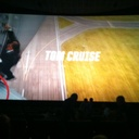 The Big Screen in action.