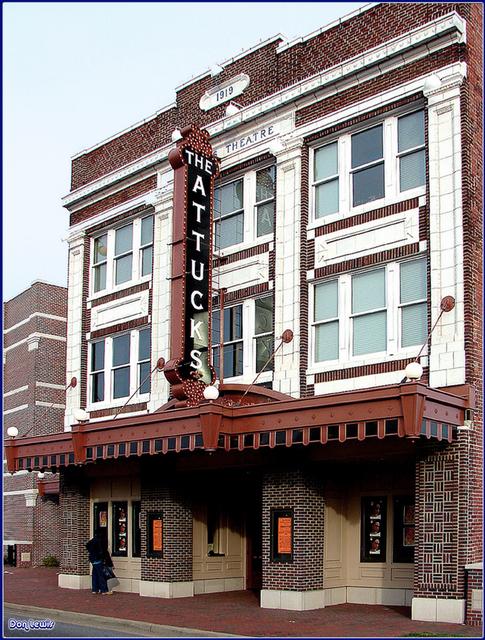 Attucks Theatre ... Norfolk Virginia