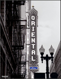 Oriental Theatre ... Chicago IL