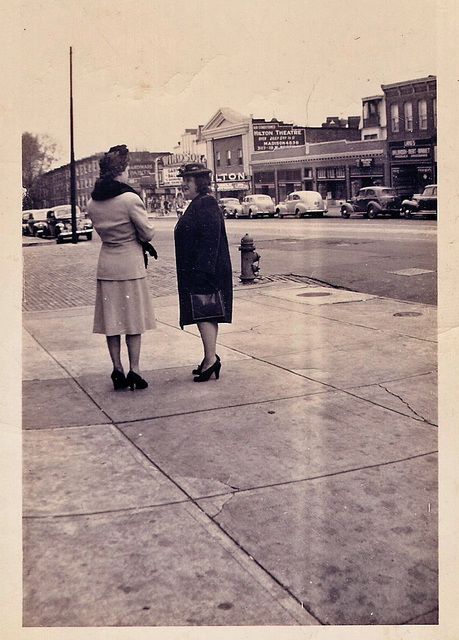 North Ave 1940s