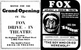 Fox Drive-In