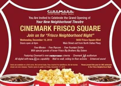 December 17th, 2010 web grand opening ad