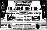 Hi Lander Theatre