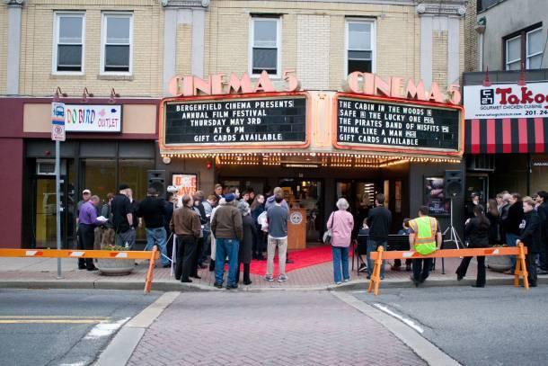Bergenfield Cinema 5