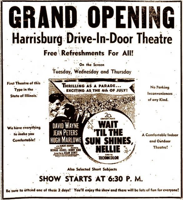 Harrisburg Drive-In