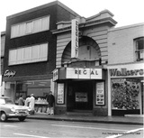 Regal shortly before closing in 1968