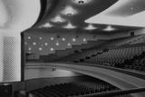 The auditorium before tripling