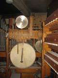 The organ chamber